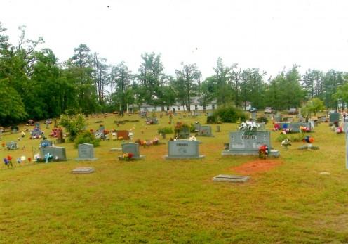 Cemetery: Elizabeth, Arkansas