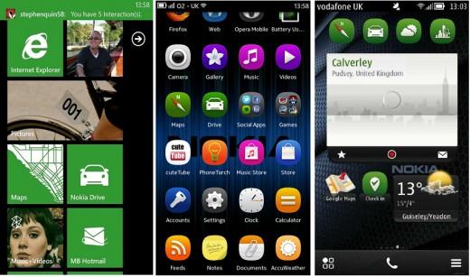 Map Tiles-Lumia 800, Icons-N9 and Homescreen-E7