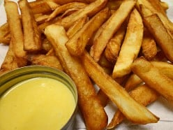 French Fries is a Misnomer.  They are really Belgian Fries!