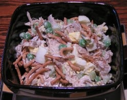 Easy and Delicious Oriental Chicken Salad Recipe