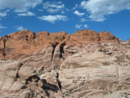 Red Rock Canyon could be a beautiful setting for a fun scavenger hunt!