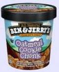 Oatmeal Cookie Chunk