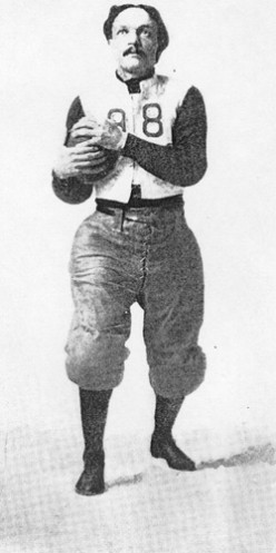 The First Black All-American