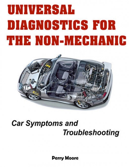 A good book providing insights when diagnosing car problems for universal issues. It helps you talk to a mechanic about many issues.
