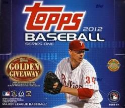 2012 Topps Series 1 Baseball Review