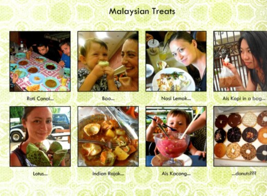 some unusual Malaysian treats
