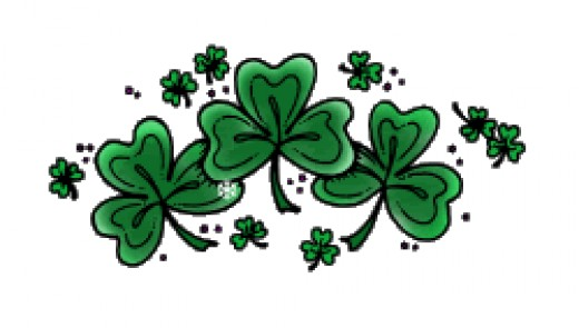 May the luck of the Irish always be with you.