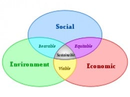 Is Our Society, Environment, and Economics (Bearable, Sustainable, Equitable, and Viable)