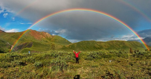 Actual Rainbow