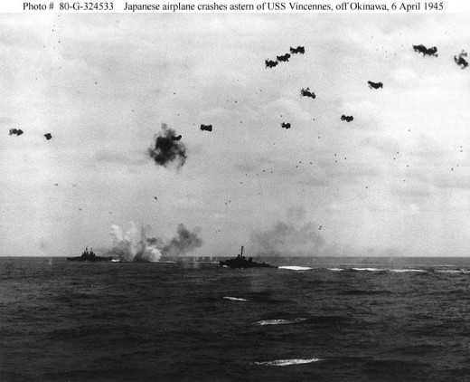 April 11,1945 Battle of Okinawa