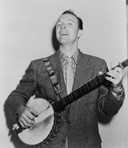 Pete Seeger in 1965