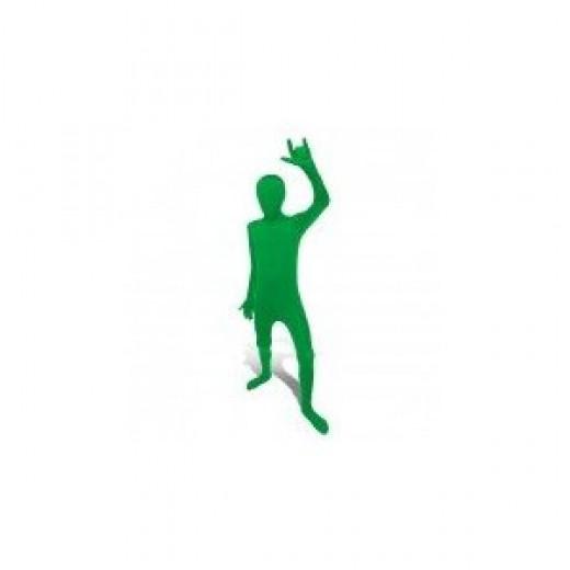 green man kids' morphsuit