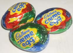 What is the Best Easter Candy? My Letter to Hershey's Cadbury Eggs!