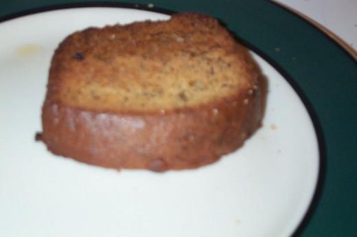 Banana Bread (Plain)