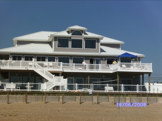 Our Annual Beach House