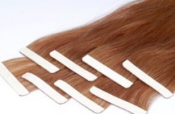 Apply & Remove Tape-in Remy Hair Extensions with Ease