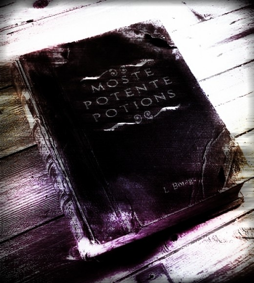 Book of Shadows from 1872