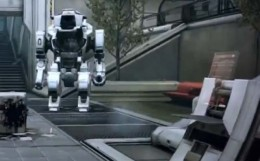 Mass Effect 3 Chance to Use a Mech Atlas Against Cerberus -  Another Reason to do the Grissom Academy Mission