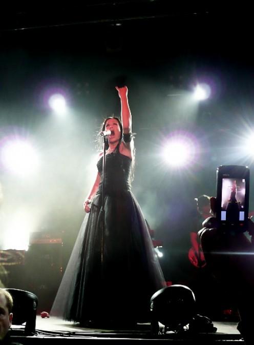 Tarja Turunen live in Poland 2012
