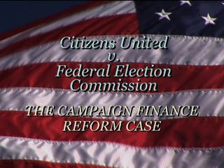 The Citizens United v. FEC ruling restores First Amendment rights