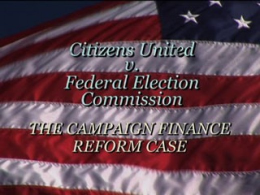 The Citizens United v. FEC ruling restores First Amendment rights