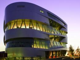Mercedes-Benz Museum, Stuttgart (GER)