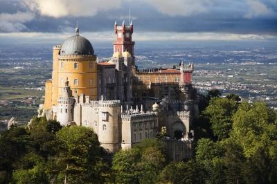 Pena Castle in Sintra
