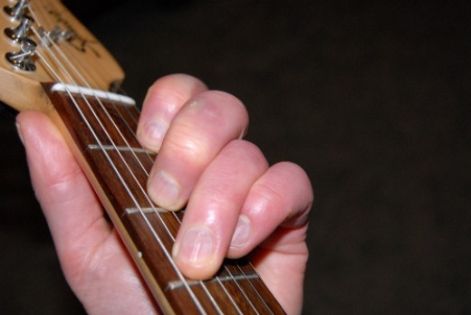Learn this chord.