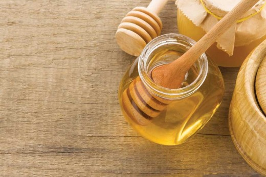 Remember to add the honey to your cough syrup!
