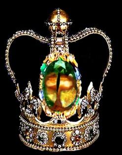 Satan's Jewel Crown, Spring, Sin & The Cross