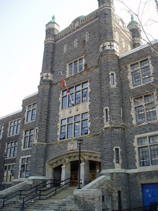 Central Technical School, Toronto