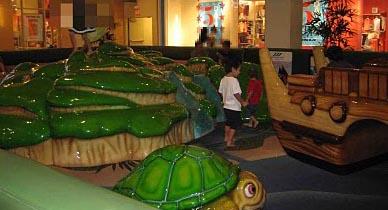 Windward Mall's Indoor Play Area