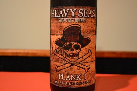 Heavy Seas Plank 1