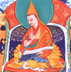 What is the role of a Pachen Lama and how is he selected?
