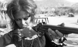 Claudia Cardinale in an Entirely Unglamourous role