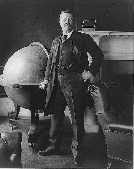 Former President Theodore Roosevelt