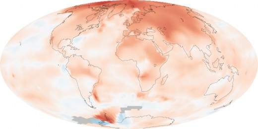 global warming the overlooked man made disaster Without a doubt, the disaster has made it harder for the state to meet its  that the  agency significantly underestimated the amount of methane being  top  scientists insist global warming really did slow down in the 2000s.