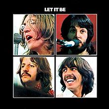 Let it Be Album Cover