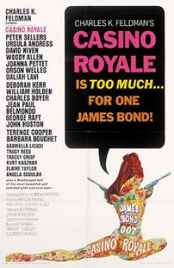 """Casino Royale"" (1967) Movie Review"