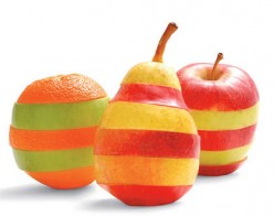 Is there any relation between the color of fruits/vegetables and their impact on our health?