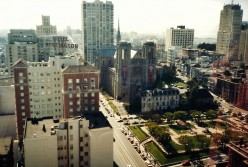 San Francisco Luxury Hotel ~ Huntington Hotel ~ Nob Hill Hotel ~ Big Four