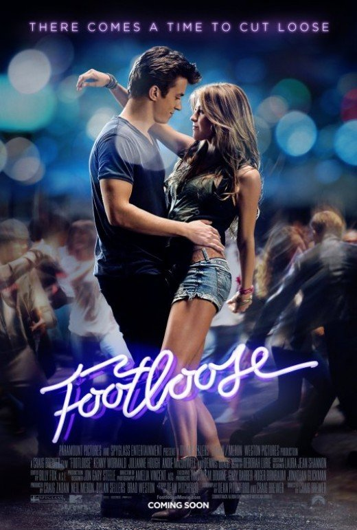 Footloose Poster #2