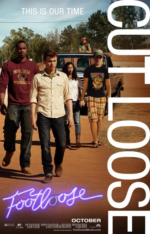 Footloose Poster #4