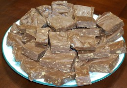 Peanut Butter Fudge Squares