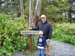 Appalachian Trail @ Clingmans Dome