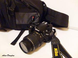 Nikon D3100 DSLR Camera is a good choice for beginning photographers