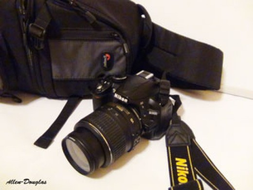 Nikon D3100 DSLR Camera is a good choice for beginning photographers