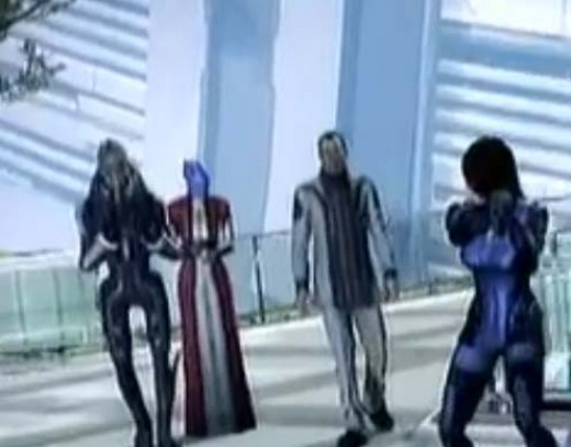 Mass Effect 3 Outcome of Second Priority Citadel Mission Depends on Persuading Ashley Williams