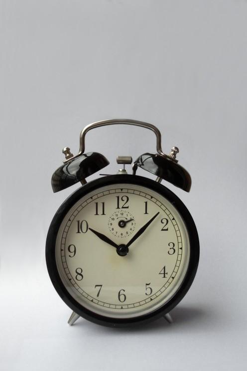 Unexpected Clock Piece