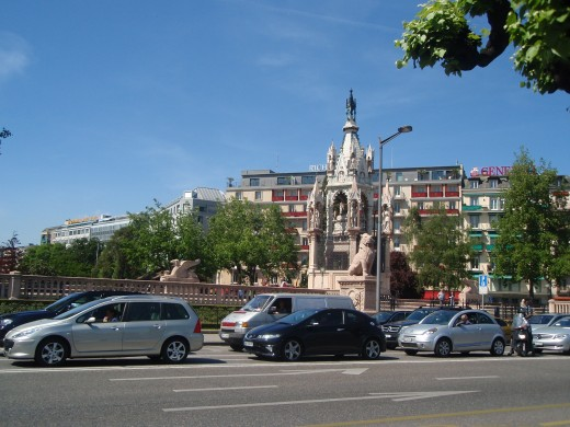 Geneva glimpses
